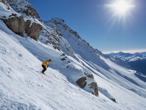 RopedUp.com will help skiers split the cost of a day with a guide