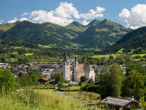 The iconic Alpine resort of Kitzbühel has a lot on this summer. Pic: Michael Werlberger