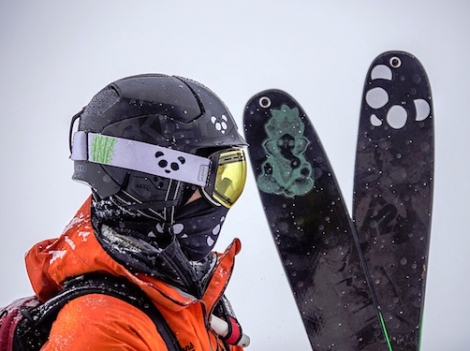 Where to Ski and Snowboard has a pair of PANDA ski goggles worth £85 to give away