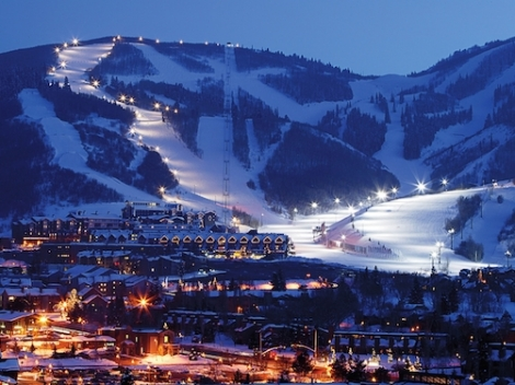 Vail Resorts will spend $50m linking Park City (pictured) with Canyons this summer