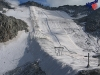 Metre of snow saved on Italian glacier