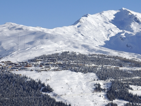 Peak Retreats says La Rosière is the most popular resort for family skiing