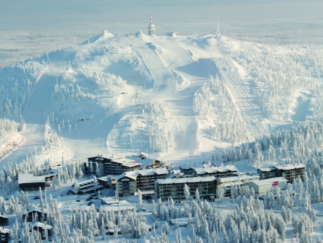 The flight from Birmingham will offer skiers access to resorts like Ruka in Finland