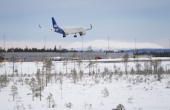 The SAS flights offer quick access to ski resorts Sälen and Trysil