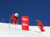 Speed skiers go for record in Verbier