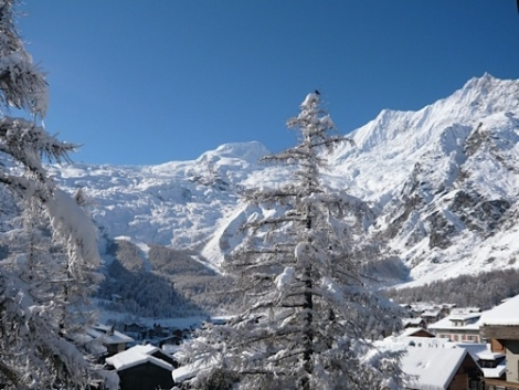 Swiss ski resort Saas-Fee is now included on the Magic Pass