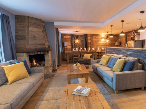 Last year's revamp of Chalet La Saulire proved immensely popular with skiers