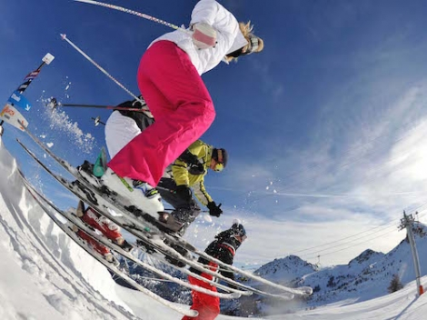 A shuttle connecting Turin Airport to Serre Chevalier makes ski transfers even easier this winter
