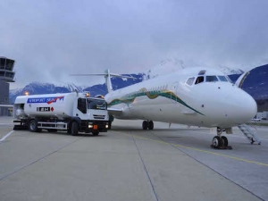PowdAir to fly from UK regions to Sion