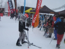 Final report from the UK industry ski test