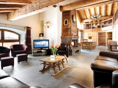 Inghams will operation ten of Ski Total's catered ski chalets and one chalet hotel