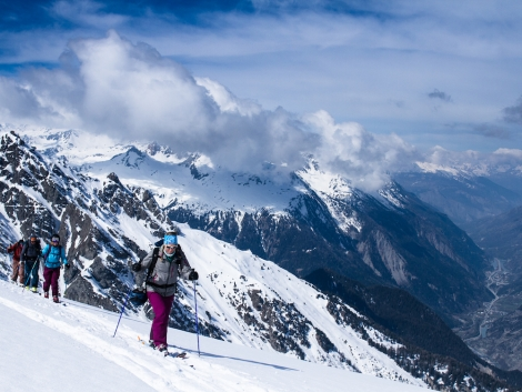 Police appeal for ski touring to end in Switzerland. Photo: Tristan Kennedy