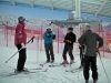 Free skiing at The Snow Centre