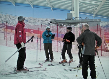 The Snow Centre in Hemel Hempstead will reopen for skiing on Friday (7 August)