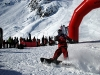 Snowboarding soars for over-50s