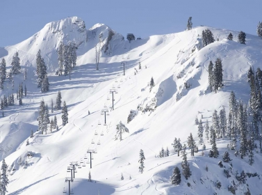 Work starts to link Squaw and Alpine Meadows