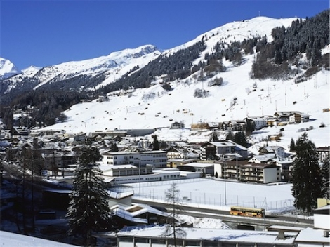 Skiing under the cloud of Covid: Austrian resorts like St Anton will look very different this Christmas