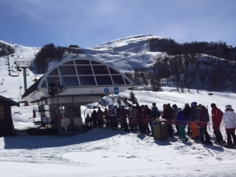 The St Martin 2 quad be replaced by a covered, six-man chair next winter