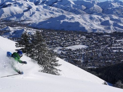 Sun Valley ski resort in Idaho is now included on the Mountain Collective