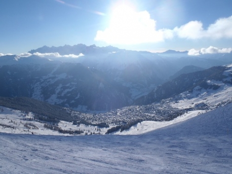 Verbier, and the 4 Valleys, is one of the biggest culprits — overstated by 150%