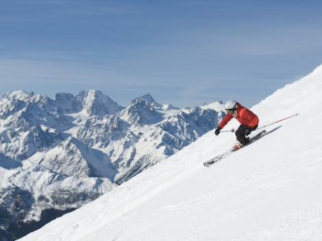 Skiers will continue to go off-piste between the 4 Vallées at no extra cost