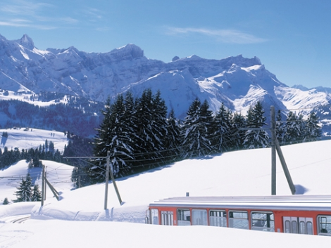 The ski resorts of Villars, Crans-Montana, Zinal and Grimentz are included
