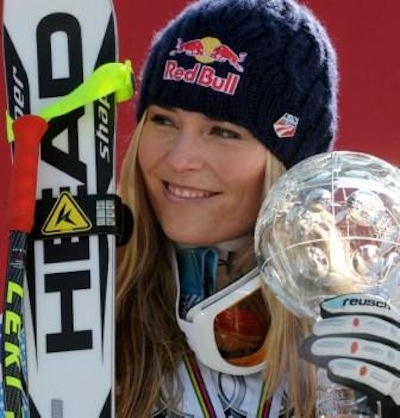 Lindsey Vonn is said to be in