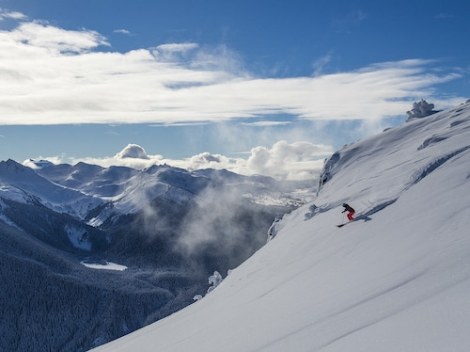 Whistler Blackcomb has been added to the Epic Pass for the coming ski season