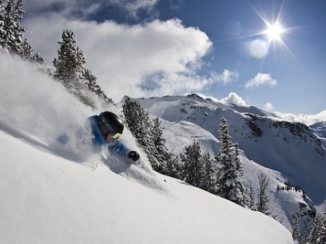 Whistler Blackcomb is one of 45 top ski resorts included on the Epic Pass