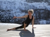 Yoga festival a first in Val d'Isère