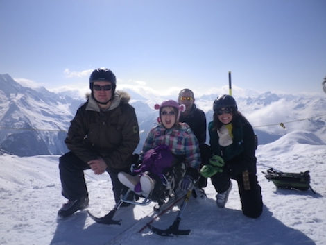 DSUK aims to give people with disabilities access to snow sports at a reduced cost