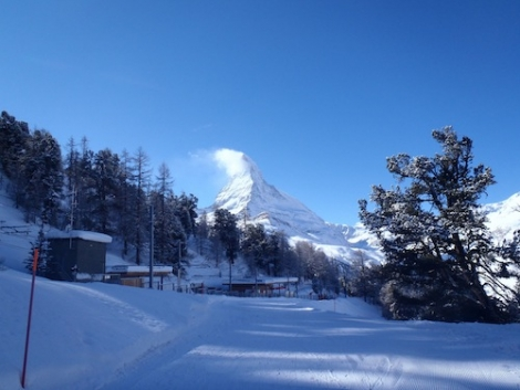 The ski resort of Zermatt in Switzerland has joined the Ikon Pass