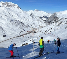 New lifts and huts in Lech-Zürs-Stuben-St Anton