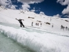 Ski season switches hemispheres