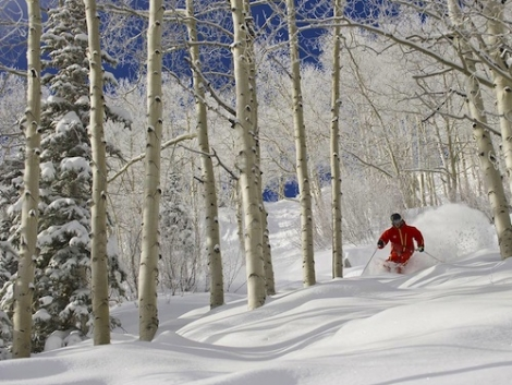Aspen  is one of six resorts covered by the Mountain Collective pass