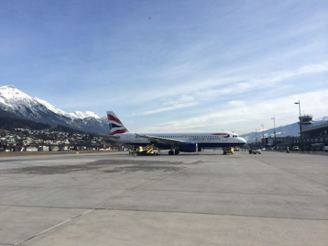 British Airways will begin a new flight from London City to Chambéry Savoie this winter