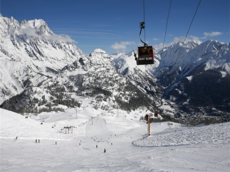 Where to Ski And Snowboard Virtual piste maps launched for Aosta