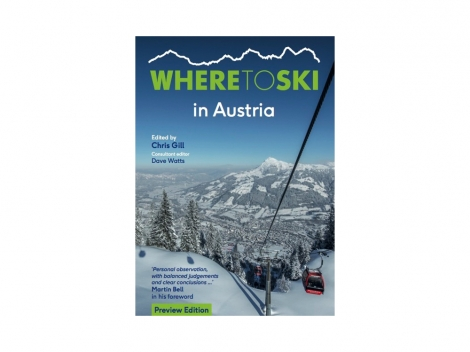 Where to Ski in Austria will be published Friday 27 October