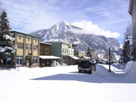 Wild West ski town Crested Butte is one of 12 resorts to offer free day passes