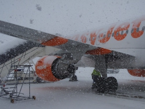 easyJet will fly to Friedrichshafen, offering 1.5hr access to skiing in the Arlberg