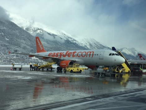 easyJet ski flights to Innsbruck are now on sale - costing from £24.99 from Bristol (one way)