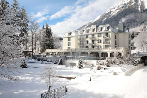 Chamonix opens the first La Folie Douce Hotel