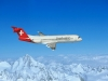 Skis fly free on new Bristol-Zurich route