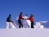 Could you build a prize-winning igloo?