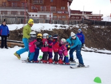 First-time family fun in La Rosière with Esprit Ski
