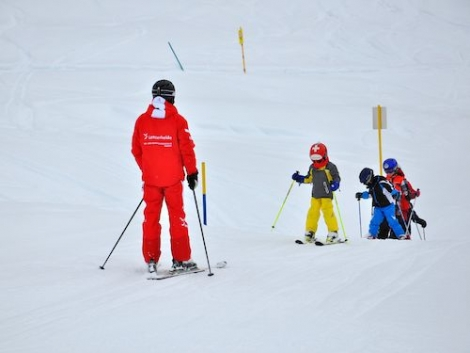 The number of families taking ski holidays is up 11% this year from last says Club Med