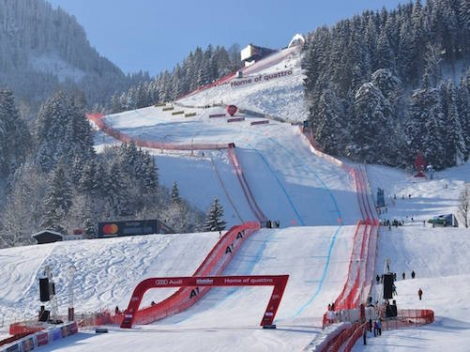 Conditions are set to be perfect for this weekend's Hahnenkamm in Kitzbühel