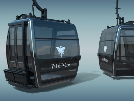 The new 10-seat gondola will transport nearly triple the number of skiers in half the time