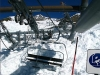 Avalanche takes out French chairlift