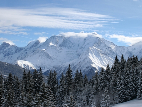 A Four Seasons hotel will open in the French ski resort of Megève this coming ski season